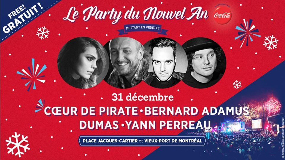 party noel Quartier gratuit