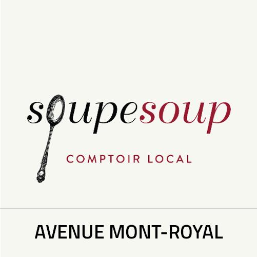 Soupesoup Avenue Mont-Royal
