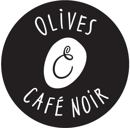 Olives et Café Noir