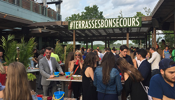 Terrasses Bonsecours
