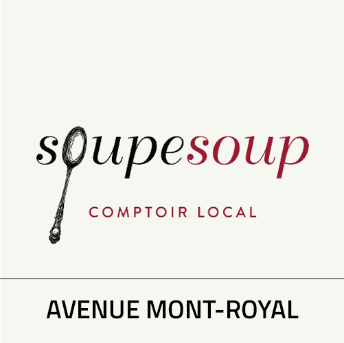 Soupesoup Avenue Mont-Royal