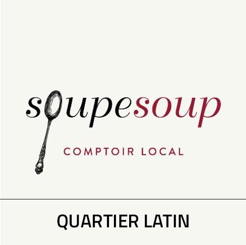 Soupesoup Quartier Latin