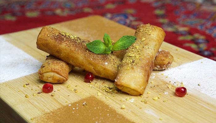 Dessert marocain