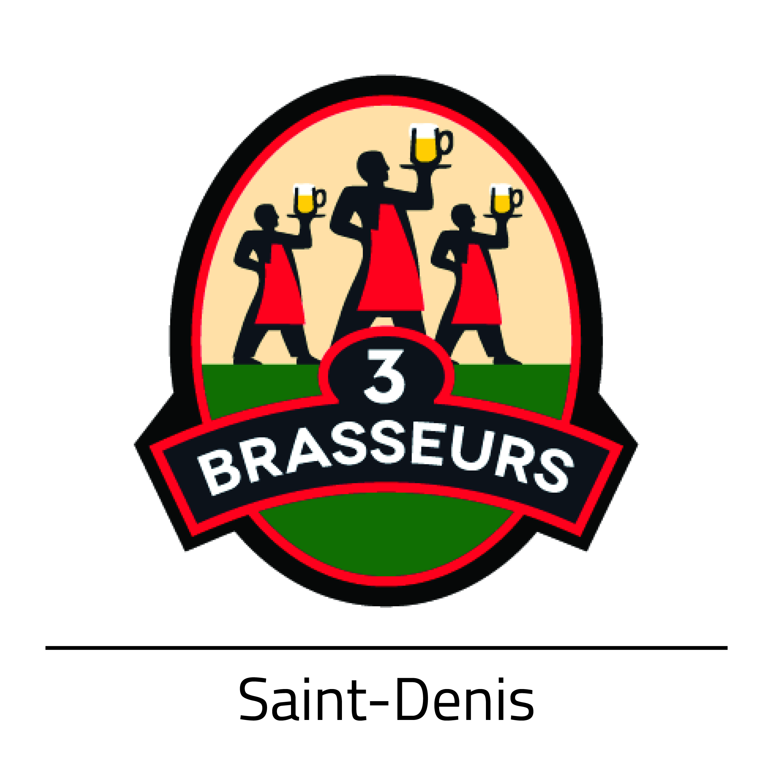 3 Brasseurs Saint-Denis