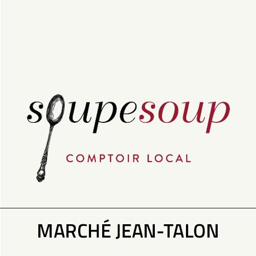 Soupesoup Marché Jean-Talon