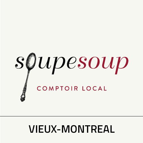 Soupesoup Vieux-Montréal