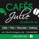 Les Cafés de Julie