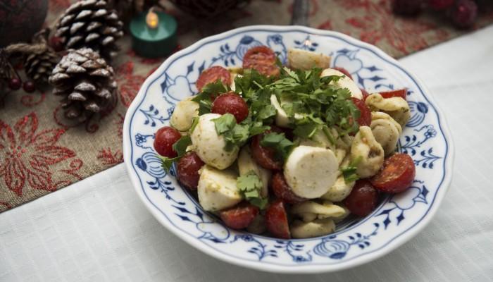 bocconcini pasta salad