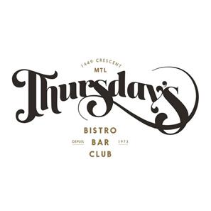 Thursday's